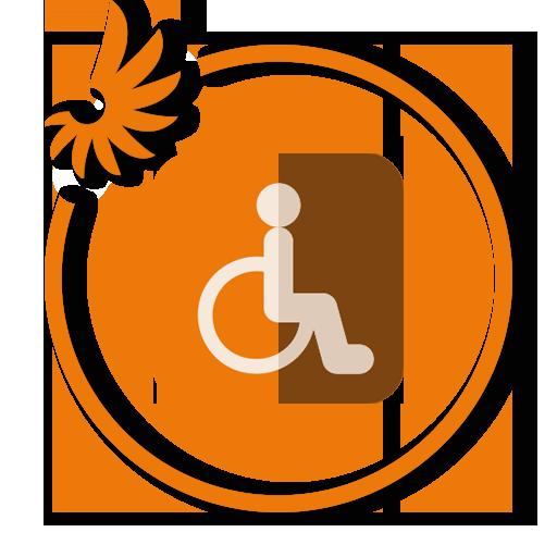 Cabinet d'énergétique chinoise accessible aux personne en situation d'handicap